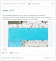 Eksempel 2: Post med bilde, rettet mot våre ca 600 følgere i Polen. Hadde en organisk rekkevidde på 1182