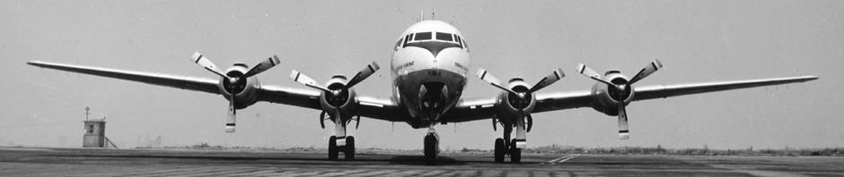 SAS DC-6